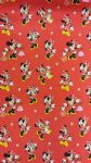 NEW! MINNIE MOUSE LIKES DRESSES PINK - Fabric 100% Cotton - Price Per Metre